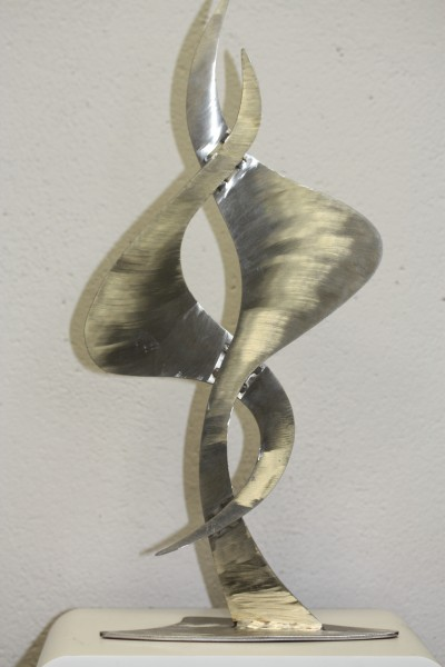 "Scupture "" Flamme "" (verso)"